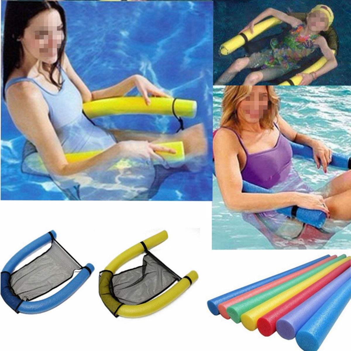 Exceptionnel Pool Noodle Chair For Adults/Kids 977471