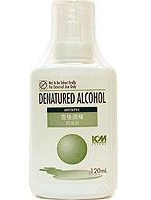 Denatured Alcohol 120ml