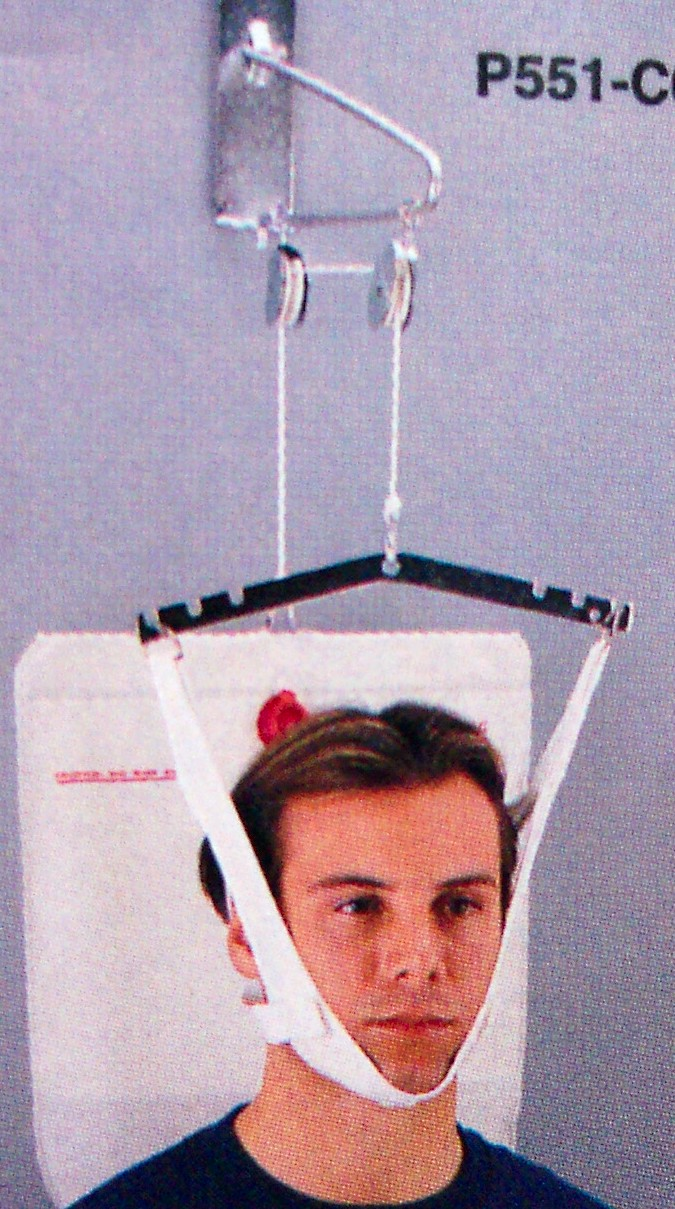 Overdoor Cervical Traction Traction