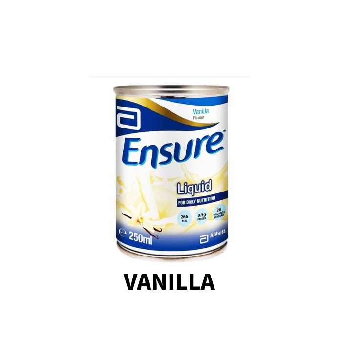 Ensure Liquid Vanilla