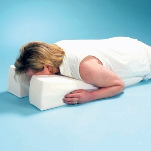 Face Down Pillow Mj1430 Head Amp Neck Support