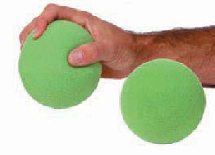 Hand Exercise Foam Balls