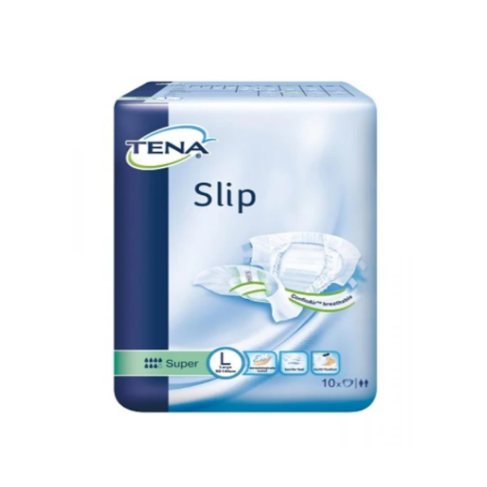 TENA Slip Super L (10 pcs/bag)