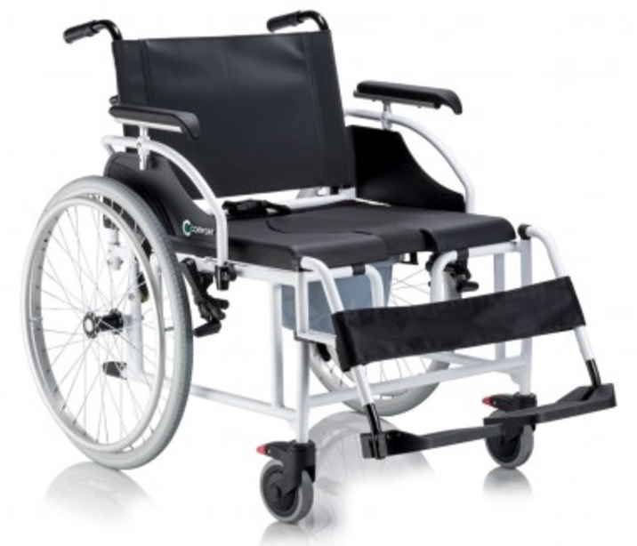 comfort bariatric commode shower chair 22