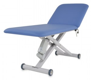 56121 56501 Healthtec Examination Table Universal 2 section