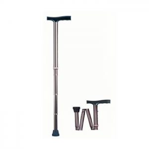 Cane Foldable Bronze BT775