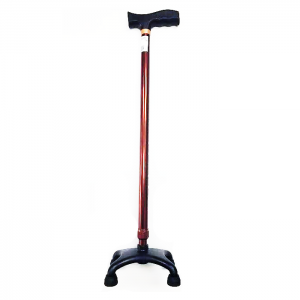 Cane Quad Narrow Plastic Base BT784A