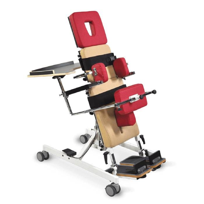 Prone, supine and upright stander bs100-01