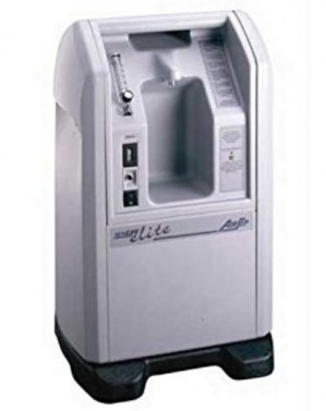Rachel pre-owned oxygen concentrator