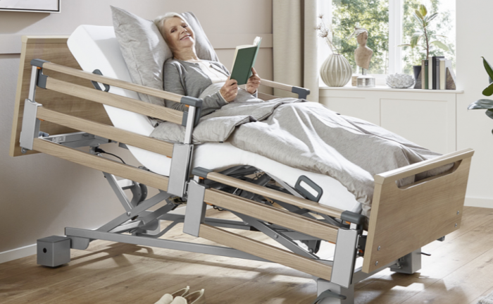 Regia – The Versatile Care Bed 2