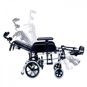 Rental Wheelchair Manual Light Reclining