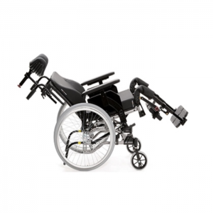 Rental wheelchair manual Light Tilt & Recline