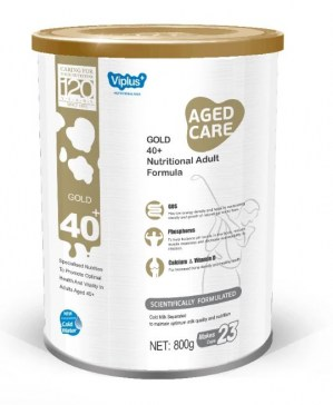 Viplus Gold 40+ Nutritional Adult Formula 800g 1