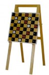checker-board-with-stand