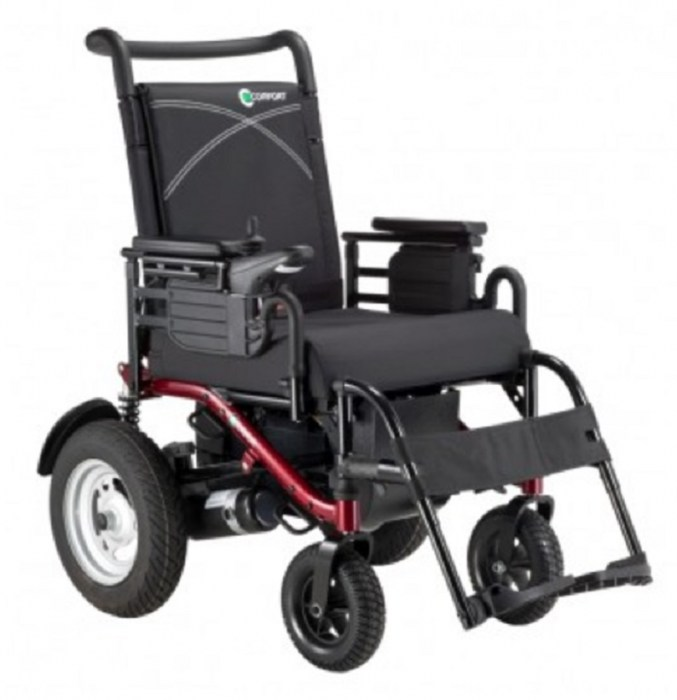 conqueror power wheelchair EB206-RS1