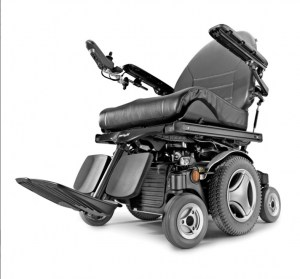 permobil MD300 CORPUS HEAVY DUTY POWER WHEELCHAIR