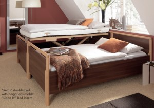relax with LIPPE bed 1