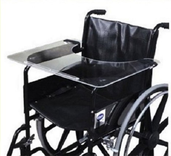 wheelchair dining tray acrylic