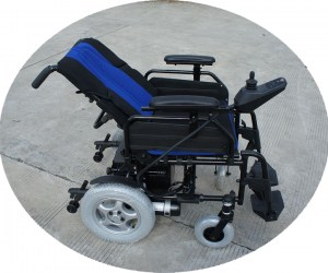 wisking 1023TT power wheelchair