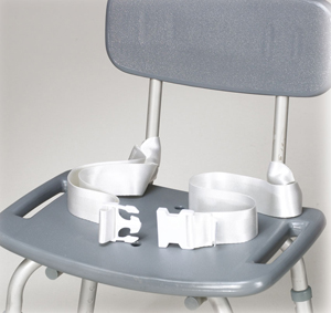 Shower Chair Safety Belt